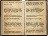 Daedra Worship: The Ayleids