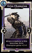 Grim Champion (Legends) DWD