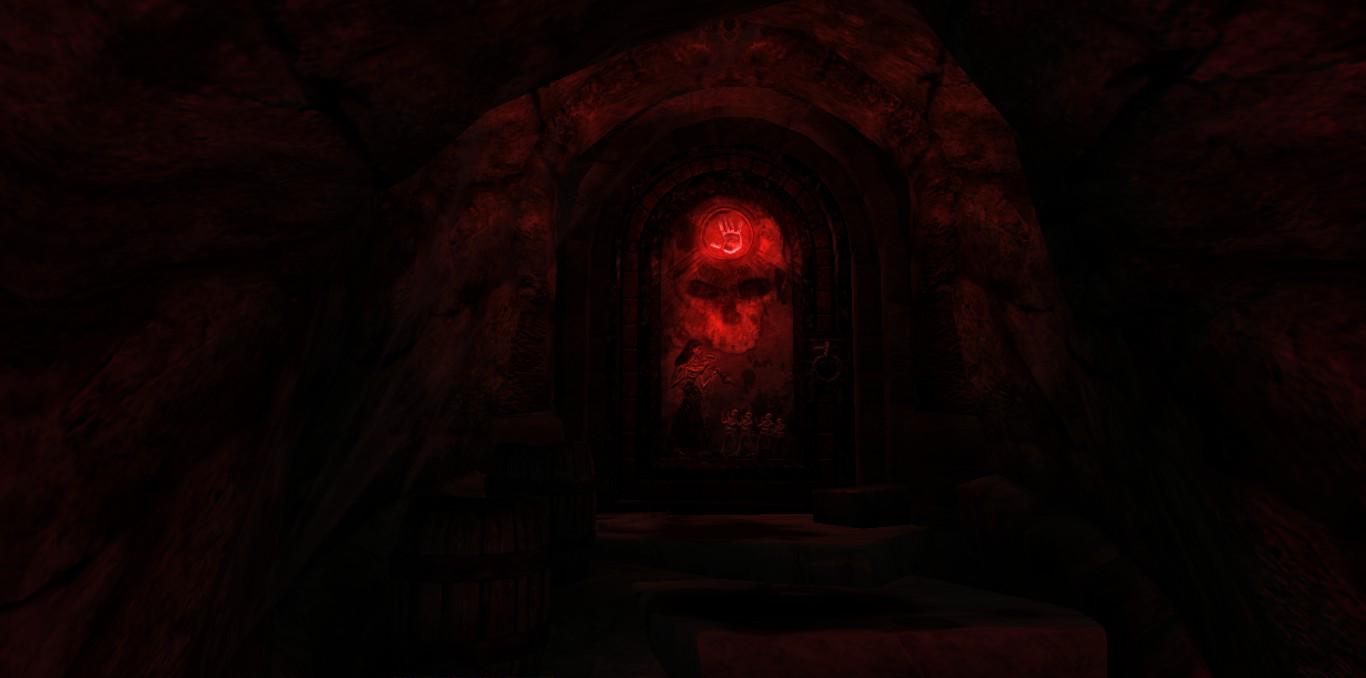 Dark Brotherhood Sanctuary Oblivion Elder Scrolls Fandom