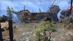 Бухта Кораблекрушения ESOM