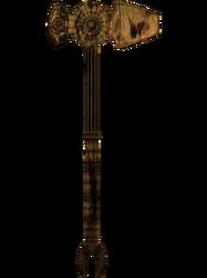 Двемерский боевой молот (TES IV)
