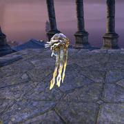 Дынная болотная медуза