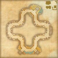Залы фабрикации (план) 2
