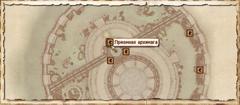 Имперская обсерватория. Карта
