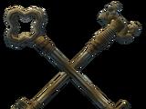 ID ключей (Oblivion)