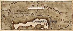 Неотмеченная пещера. Карта