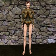 Простая рубашка (Morrowind) 6 (жен)