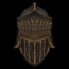 Шлем из руды безумия