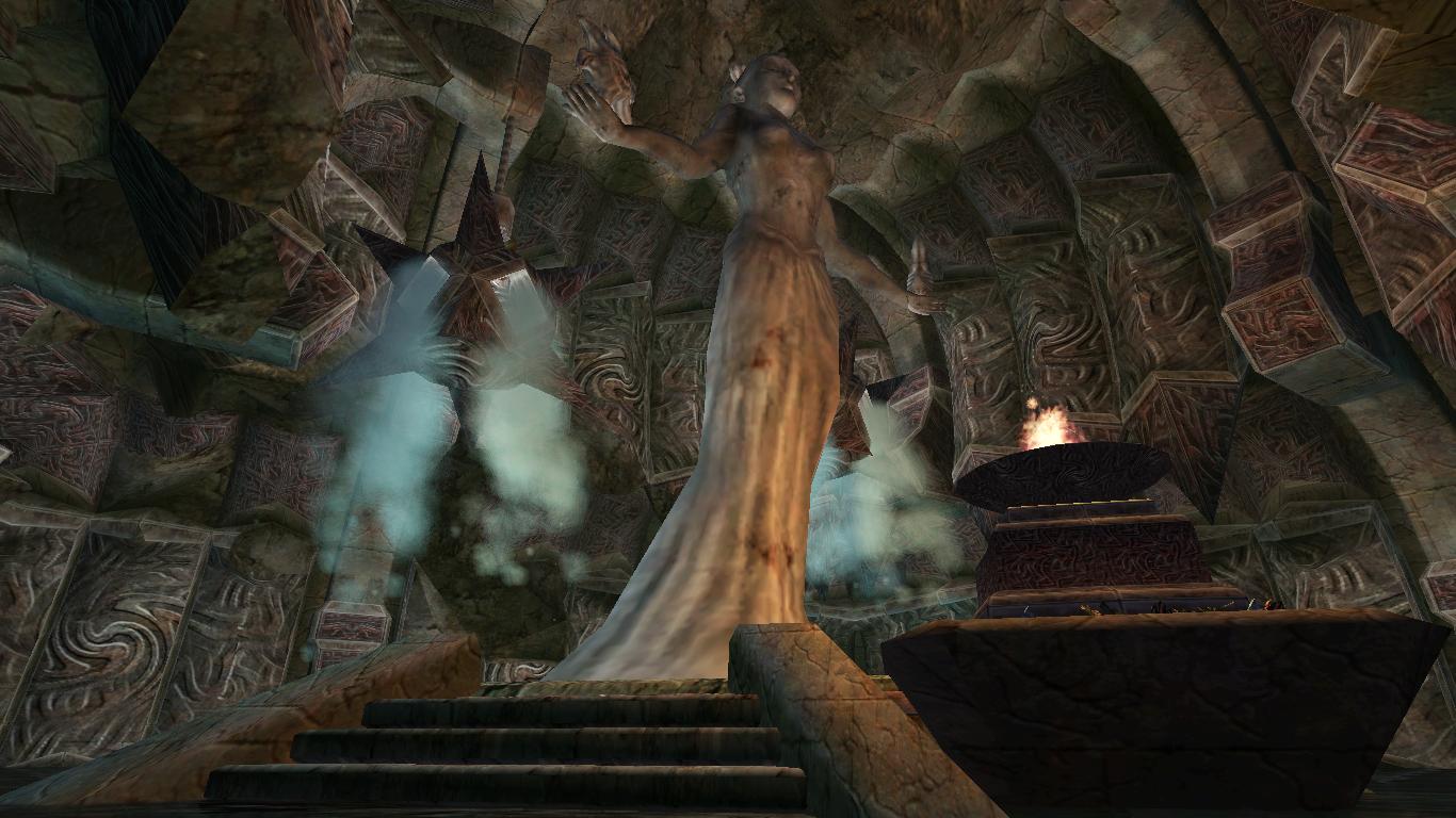 Daedric Shrines (Morrowind) | Elder Scrolls | FANDOM powered by Wikia