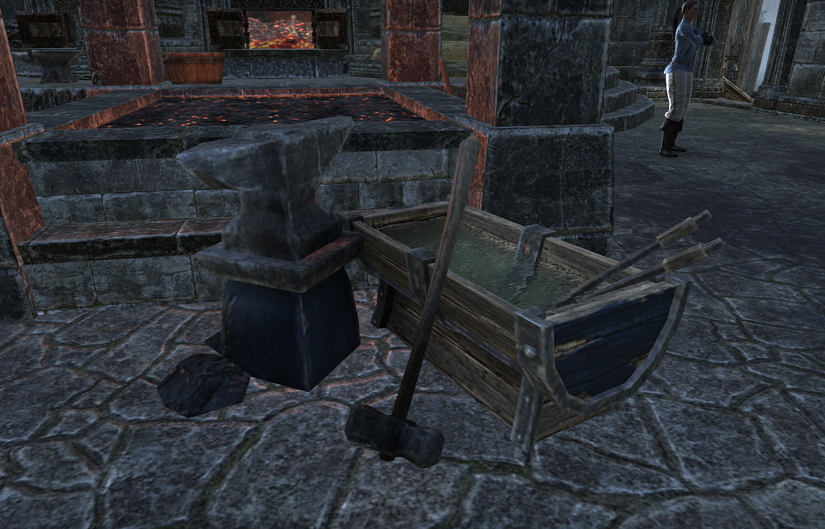 Eso Special Crafting Stations