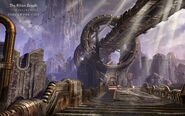 ESO Clockwork City Wallpaper Brass Fortress 2 Horizontal
