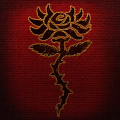 Herb Sanguina ze sztandaru z gry The Elder Scrolls Online