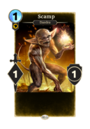 Scamp (Legends) Alternate