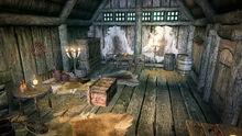 Дом Филньяра - западная часть