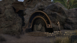 Родовая гробница Равиро (ESOM)