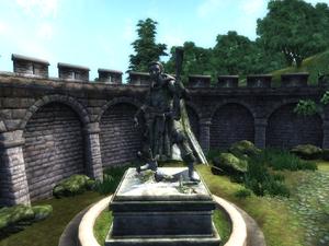 Топал Мореход (Статуя)