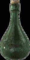 Empty Wine Bottle