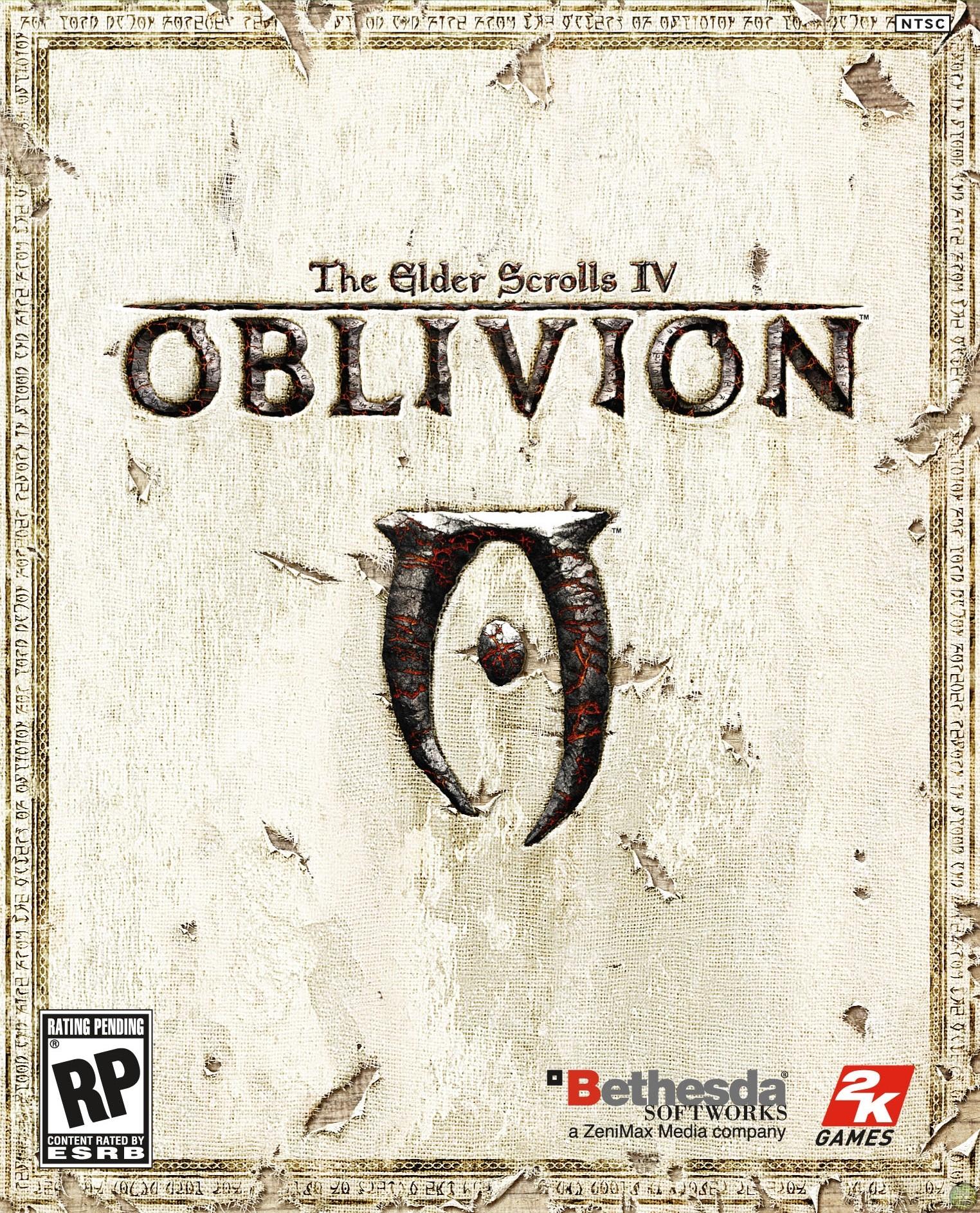 elder scrolls oblivion pc game of the year