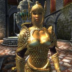 Аурил (Золотой святой)