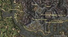 Карта Сурана