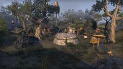Лагерь Уршилаку ESOM