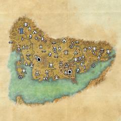 Штормхевен-Замок Алькаир-Карта