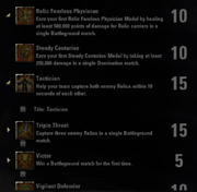 Battlegrounds Achievements - 7