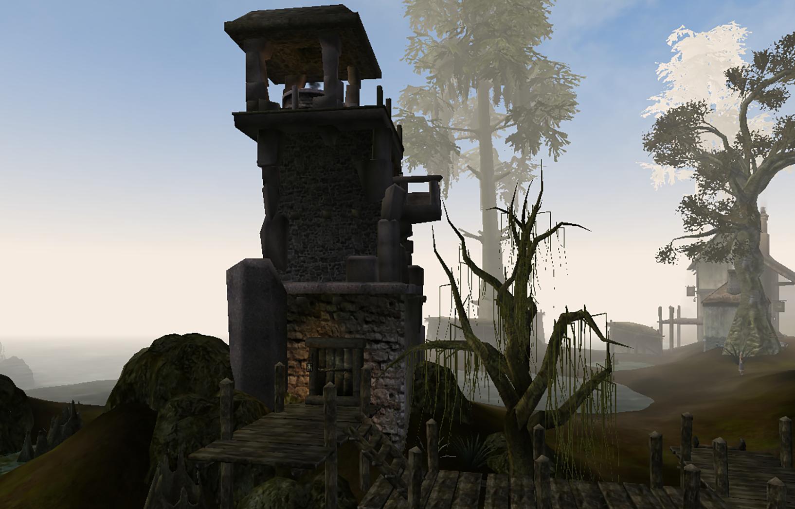 Seyda Neen Lighthouse (Morrowind)   Elder Scrolls   FANDOM