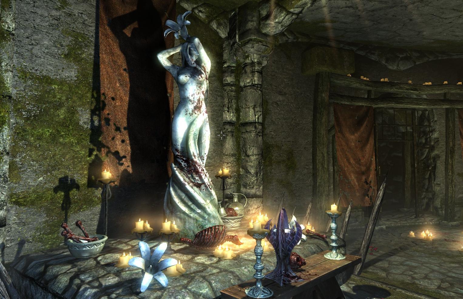 Image - Shrine of Dibella Broken Tower Redoubt.png | Elder Scrolls | FANDOM powered by Wikia