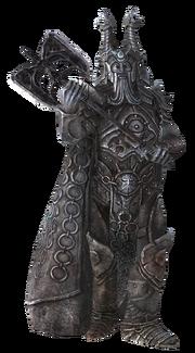 Statua Ysgramor