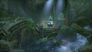 Wormroot Depths Hidden chamber