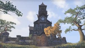 Здание в аббатстве Отверженных 1