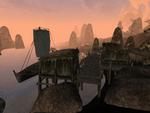 Порт в Тель Браноре
