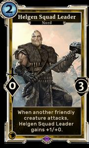 Helgen Squad Leader (Legends)