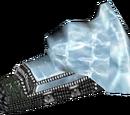 Ice Armor Right Pauldron