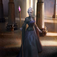Queen Barenziah card art