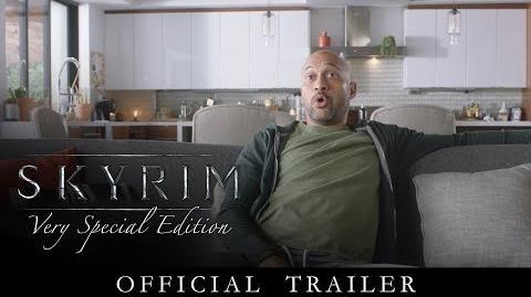 Skyrim Very Special Edition – Official E3 2018 Trailer