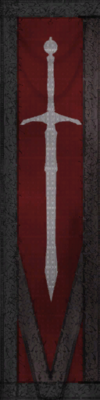 TESIV Banner Fighters Guild