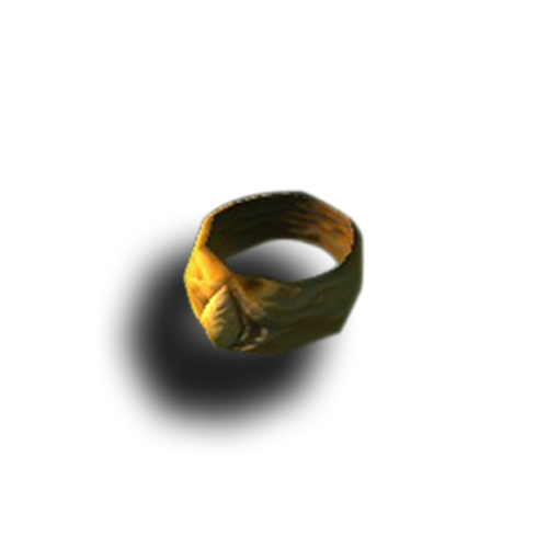 Gold Ring Oblivion Elder Scrolls