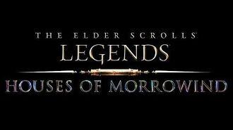 "The Elder Scrolls Legends – ""Великие дома Морровинда"" уже доступно!"