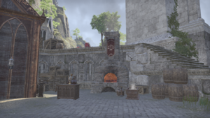 Здание в крепости Кей-Тарн 3