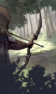 Assassin's Bow card art