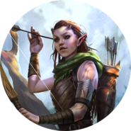 Bosmer avatar 3 (Legends)