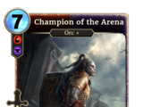 Champion of the Arena