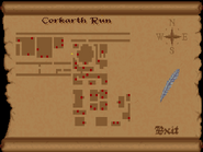 Corkarth Run full map
