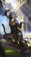 Khajiit avatar 1 (Legends)