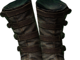 Blackguard's Boots