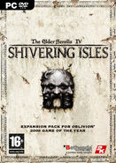 Oblivion Shivering Isle PC Cover