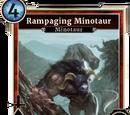 Rampaging Minotaur