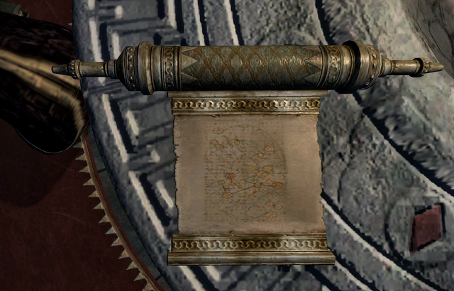 File:The Ultimate Heist The Scroll.png